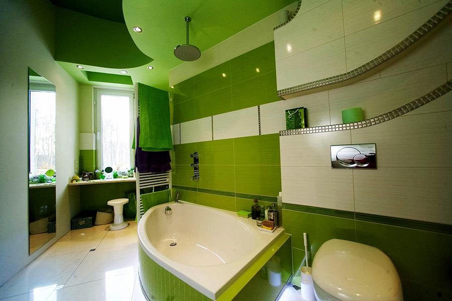 Ziemianka-łazienka