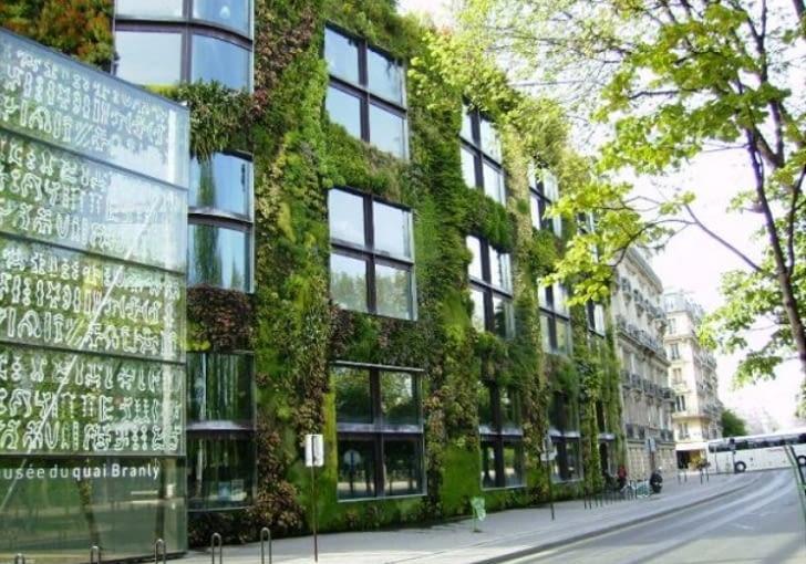 Muzeum Quai Branly w Paryżu