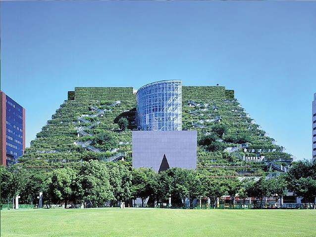 Budynek Prefektury w Fukuoce